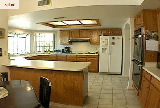 From Cramped Outdated To Spacious Timeless Affinity Kitchens News