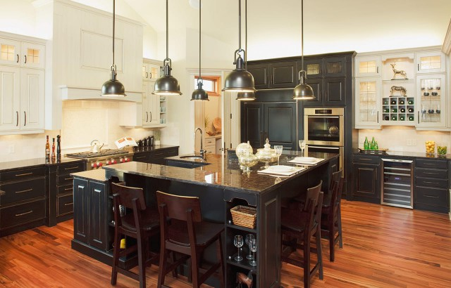 Luxury Kitchen Design for Stonebridge Crafted Homes
