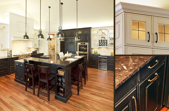 Luxury Kitchen Design for Stonebridge Crafted Homes - Affinity ...