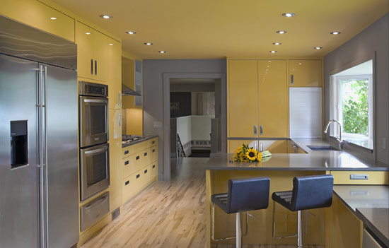 High Gloss Contemporary Kitchen To Match A Modern Family 39 S Style Affinity Kitchens News