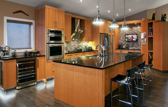 Average to Amazing: A Contemporary Kitchen Revitalization