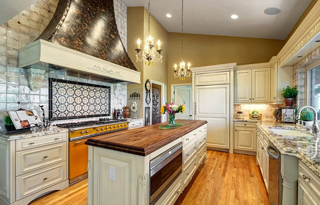 Traditional Kitchen Remodel With European Flair Affinity