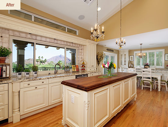 Traditional kitchen remodel with european flair affinity for European kitchen design