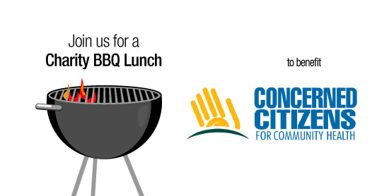Join Us for a BBQ Lunch