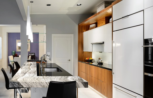 Contemporary Kitchens 37