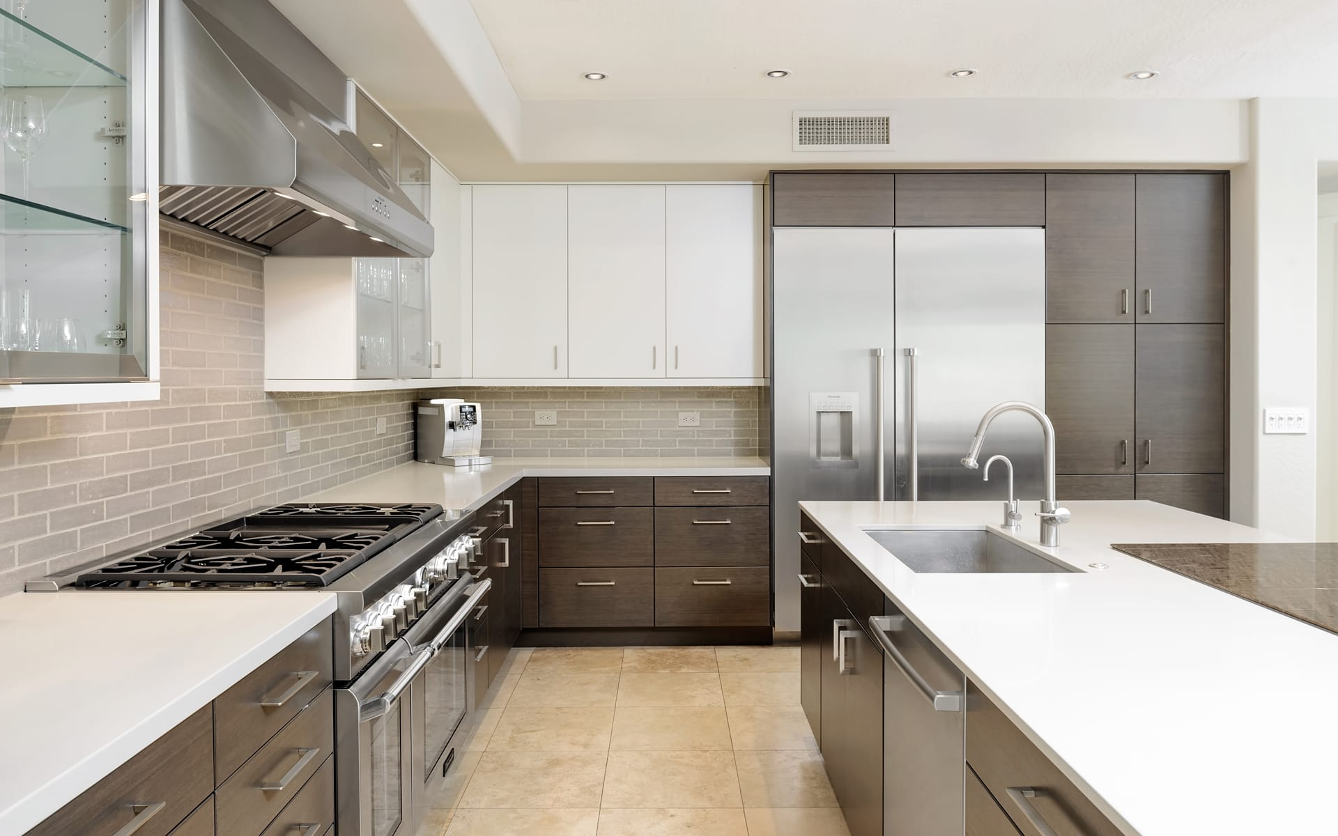 Contemporary Kitchens 45 - Affinity Kitchens