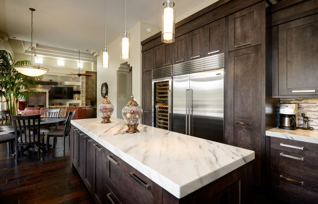 Transitional Kitchens 13