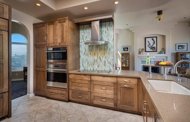 Transitional Kitchens 18