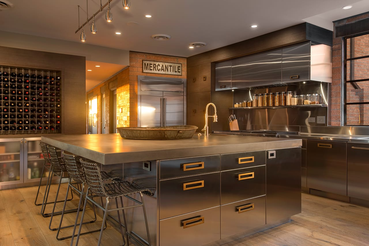 Kitchen Designs: Design Brief: Our Sub-Zero & Wolf Kitchen Design Contest