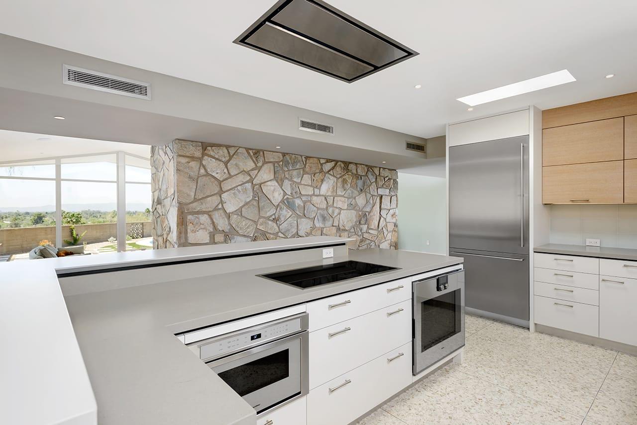 Etonnant Mid Century Modern Kitchen Design